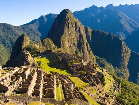 German Tourist dies while posing at Machu Picchu