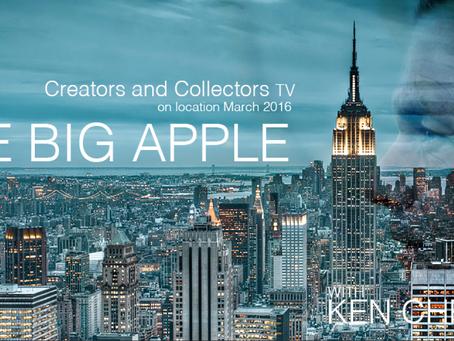 Creators and Collectors Head to NYC