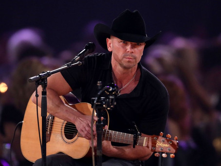 Danny Foxx in NYC to collaborate on the lyric video of Kenny Chesney
