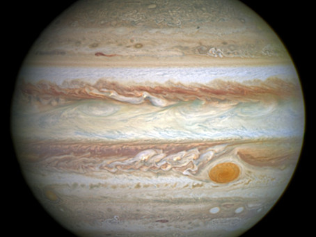Jupiter Project a Success!