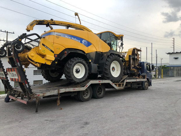 New Holland FR9060 [Ano 2007]