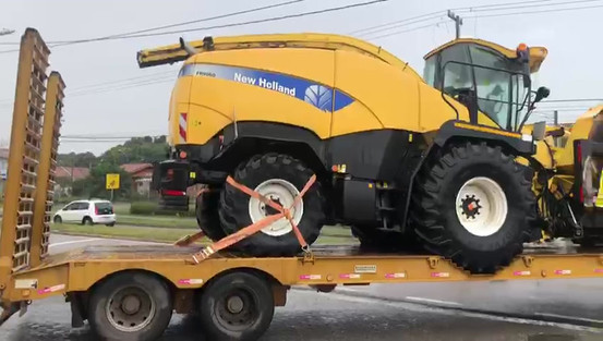 New Holland FR9060 [Ano 2009]