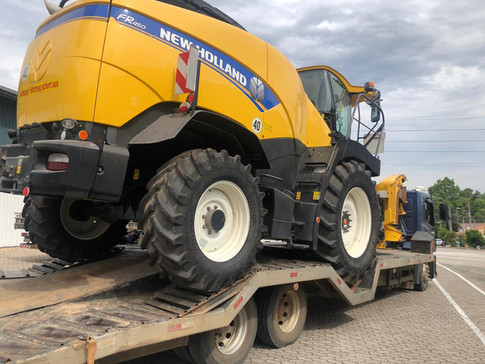 New Holland FR450 [Ano 2013]