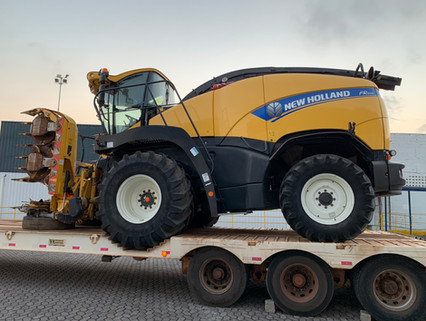 New Holland FR500 [Ano 2014]