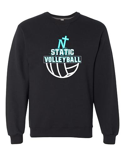 Static Volleyball Sweatshirt