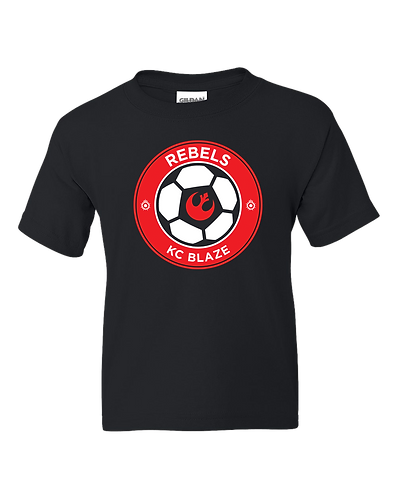 Youth Gildan DryBlend 50/50 T-Shirt