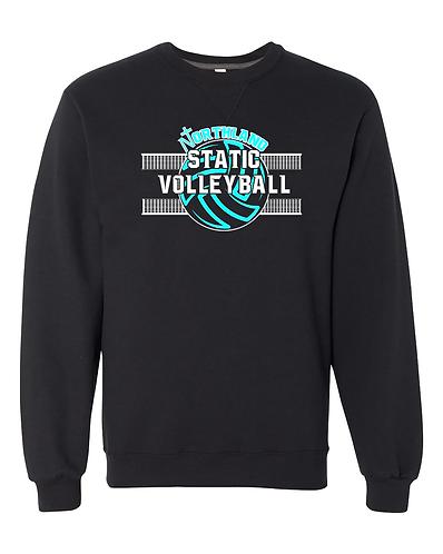 Static Net Sweatshirt
