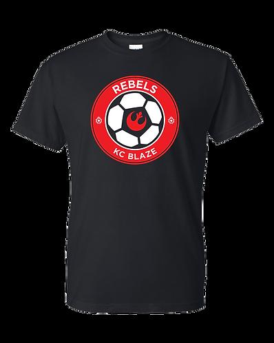 Adult Gildan 50/50 DryBlend T-shirt