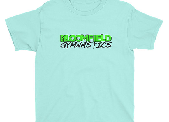 BG Kids Short Sleeve T-Shirt - Multiple Colors