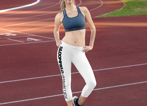 BG Adult Capri Leggings