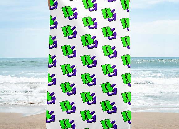 BG Beach Towel