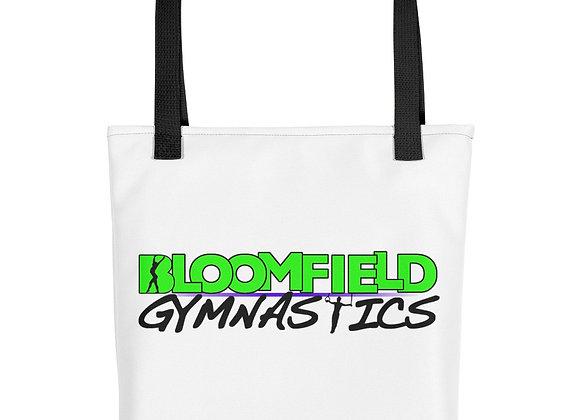 Bloomfield Gymnastics Tote bag