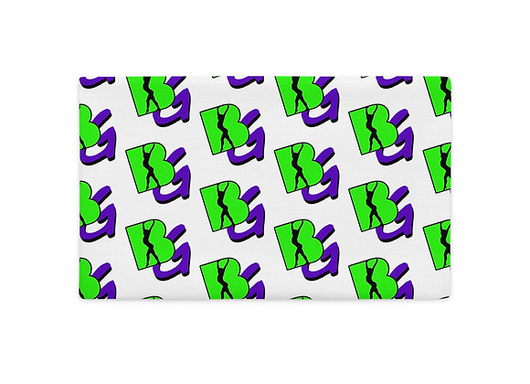 Bloomfield Gymnastics PREMIUM Pillow Case
