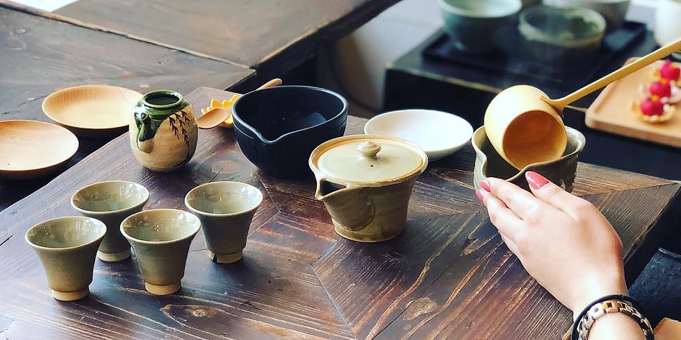 Tea Tasting Event 12:30-13:30