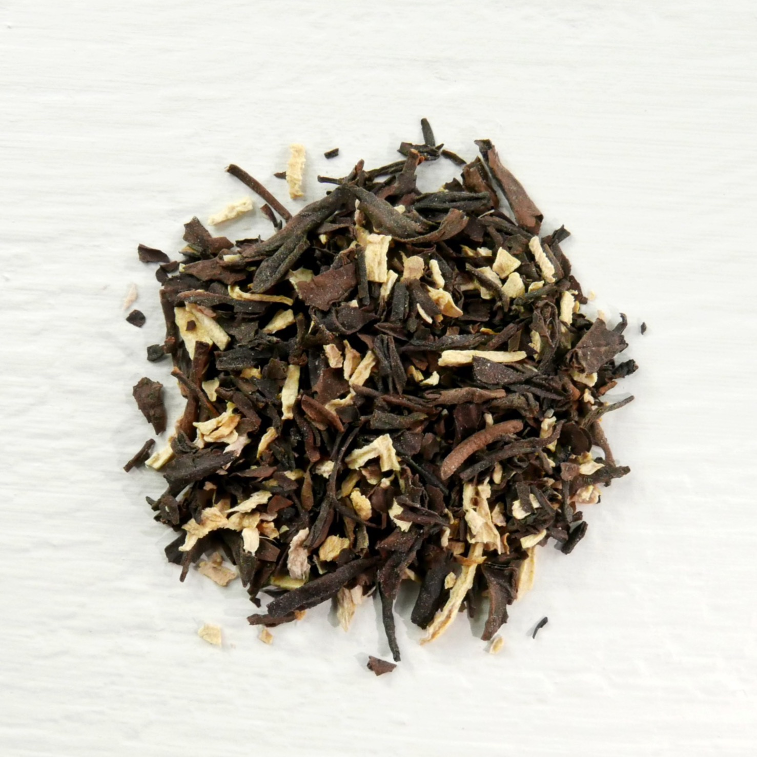 Oolong Black Ginger