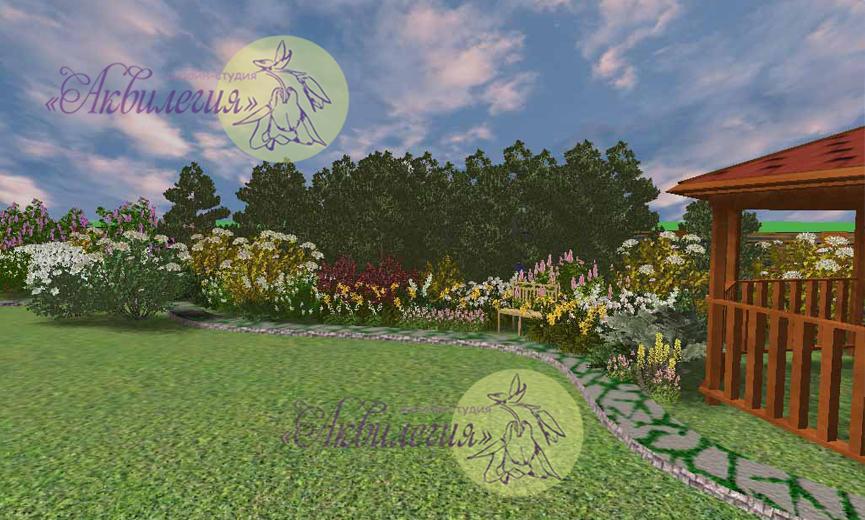 Ландшафтный проект 4547678