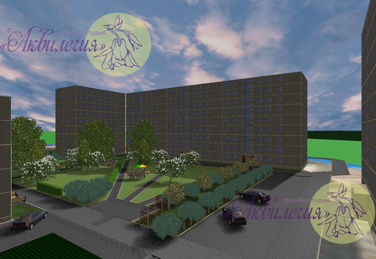Ландшафтный проект 456568