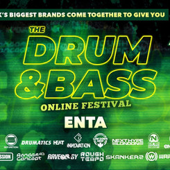Enta live @ The Drum and Bass Online Festival