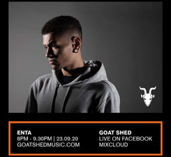 Enta live @ Goat Shed Studios Southampton