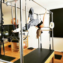 #Pilates every morning is a good morning