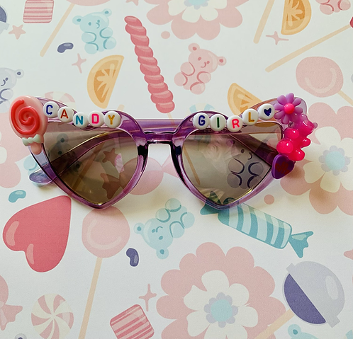 Candy Girl Infant/toddler sunny