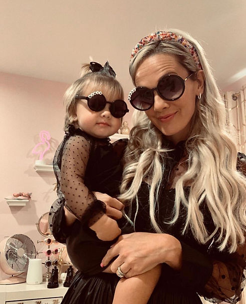 Custom Mommy and Me Sunnies