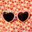 Thumbnail: Pink heart sunny