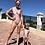Thumbnail: Mini Champange Ruffle Swimmie