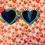 Thumbnail: Heart Sunny with Gold hardware