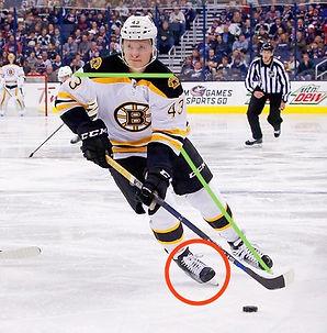 Danton+Heinen+Boston+Bruins+v+Columbus+B