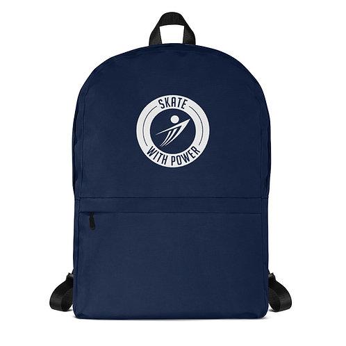 SWP Round Logo Backpack