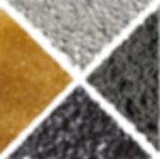 Materiales Filtrantes, Carbón activado