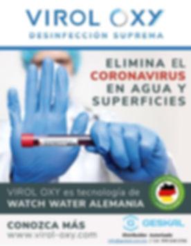 Desinfectante VIROL-OXY