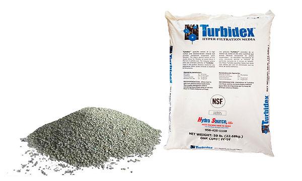 Zeolita, Mineral aluminio silicato que provee remocón de sedimentos