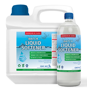 presentaciones watch liquid softener