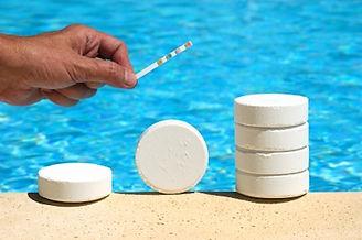 cloro pra piscinas