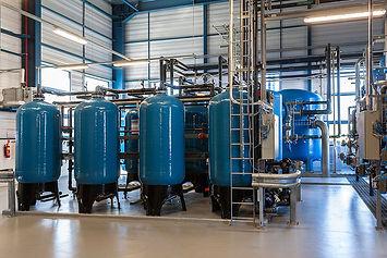 Filtros de agua industrial