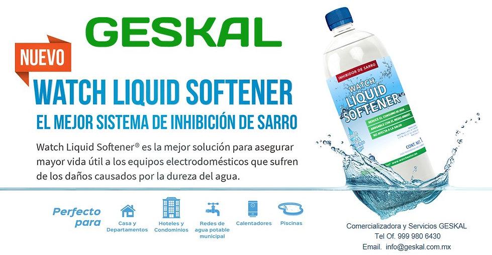 watch liquid softener, el mejor sistema de inhibición de sarro