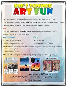 A4 Kids Summer art workshop flyer.jpg