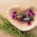 Aromatherapie Seelenöle