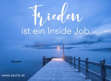 Frieden ist ein Inside Job