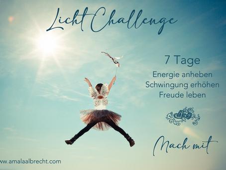 Licht Challenge Tag 1