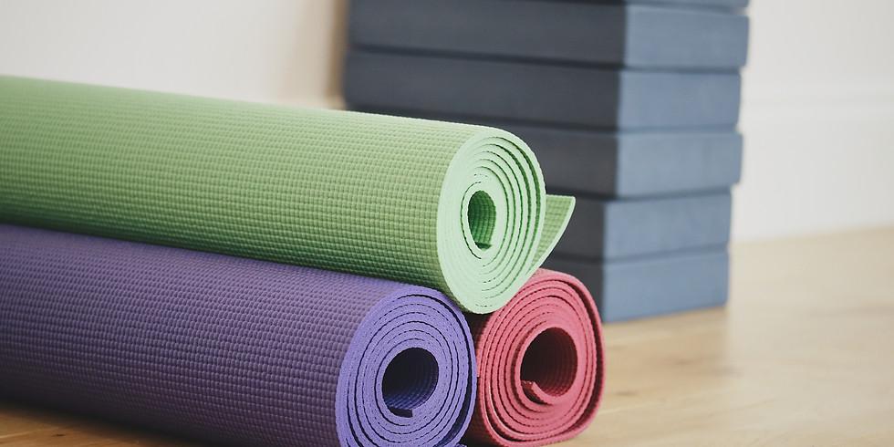 Eydon Yoga 2nd July