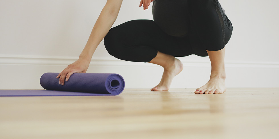Pregnancy Yoga - Mid Term Joiners