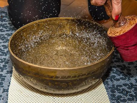 Магия звука тибетских бронзовых чаш.