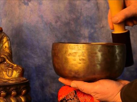 Тибетские чаши. Звук, который исцеляет.