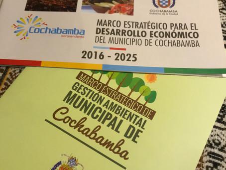 Cochabamba – enabling economic growth and sustainability