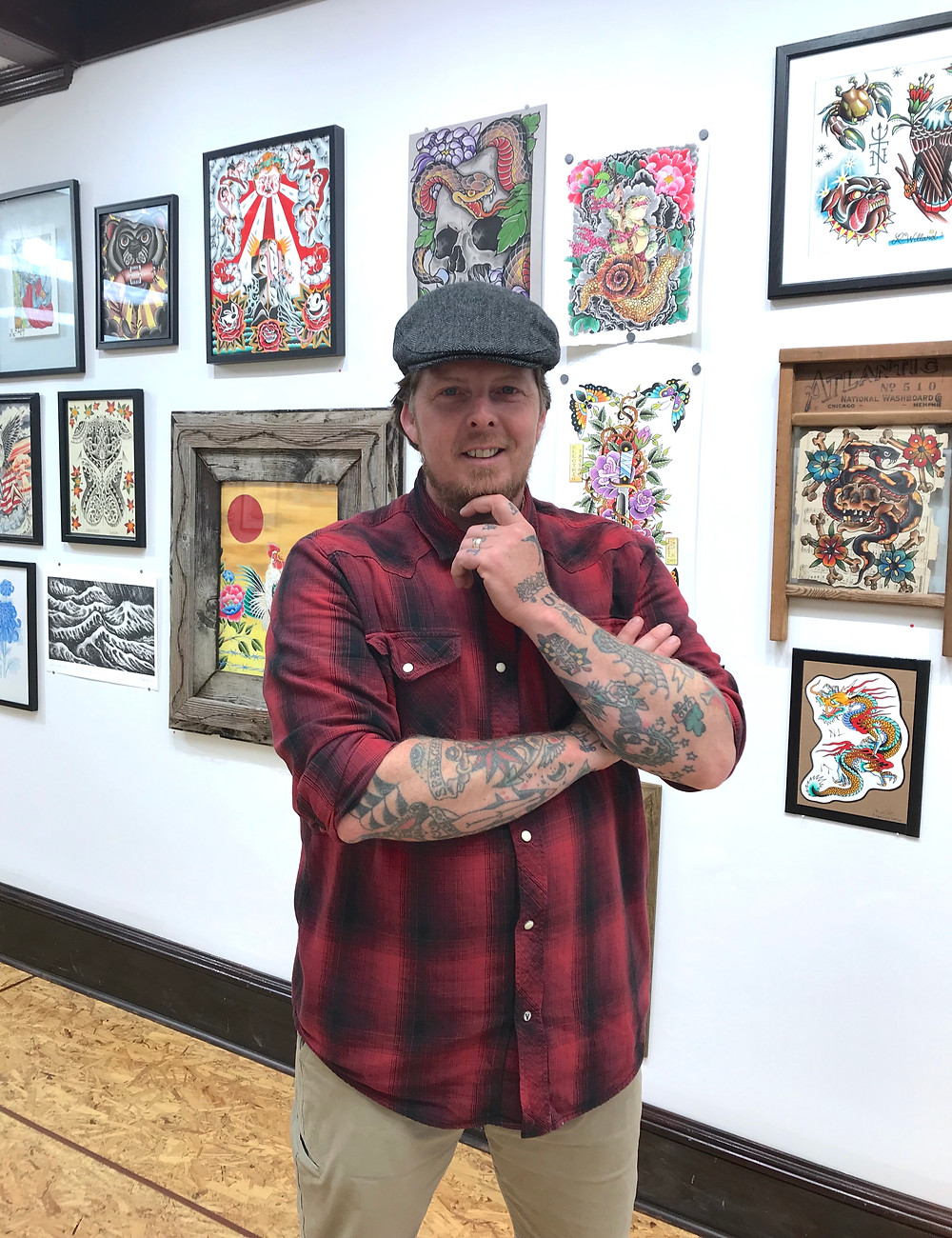 Trident Arts Redefines The Art Space