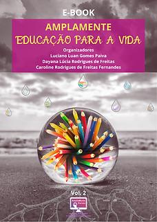 E-book Amplamente - Educação para a vida