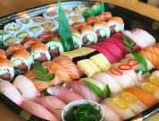 Sushi Platter To Go with Nigiri